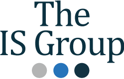 The IS Group Retina Logo