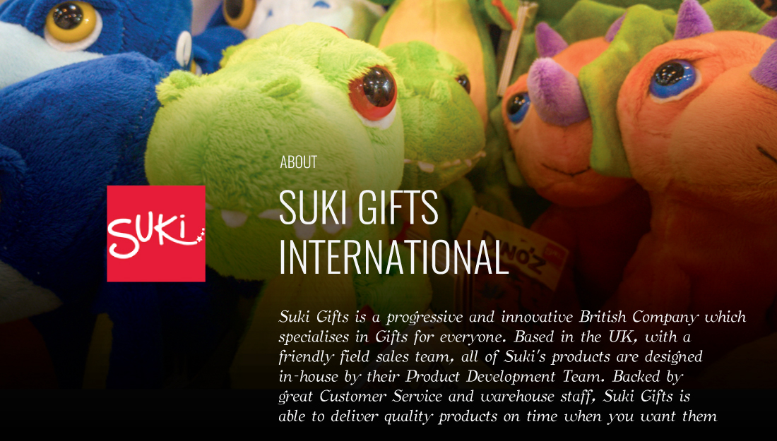Suki Gifts International - About Us